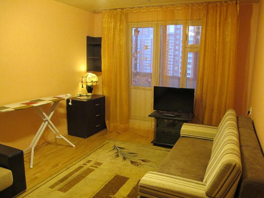 1 комнатная квартира фото